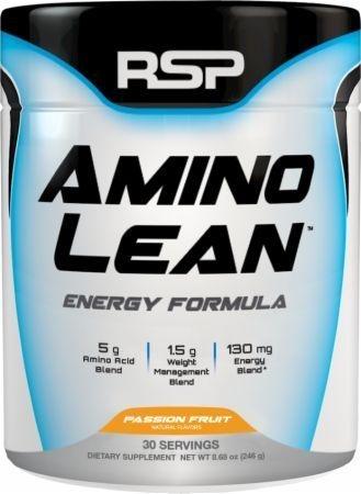 RSP AminoLean Energy Formula - Passion Fruit 70 dávek