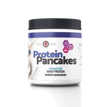 Czech Virus Protein Pancakes Neochucené