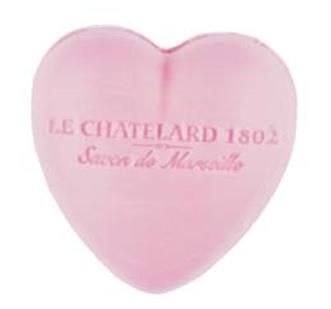 Le Chatelard 1802 Mýdlo Růže A Pivoňka 25g