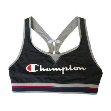 Champion Podprsenka Authentic Šedá