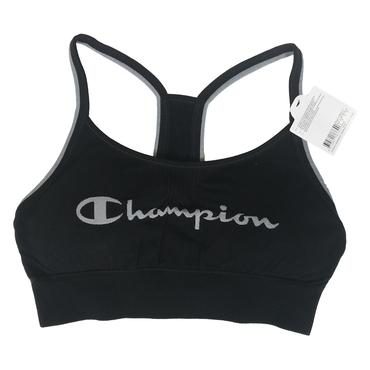 Champion Podprsenka Seamless Černá