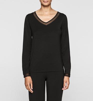 Calvin Klein Tričko Černé