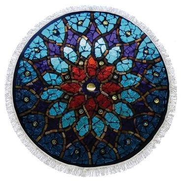 Ručník Mandala Window