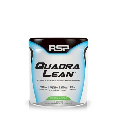 RSP QuadraLean Powder - Green Apple