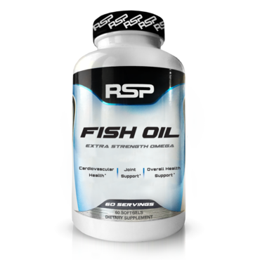 RSP Fish Oil - 60 SoftGels