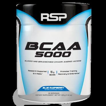 RSP BCAA 5000 - Blue Raspberry