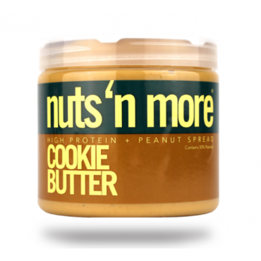 Nuts´n More Arašídové Máslo Cookie Butter
