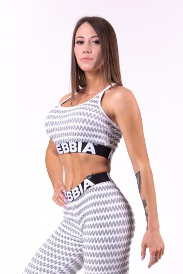 Nebbia Mini Top 659 Boho Style 3D