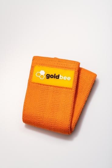 GoldBee Textilní Odporová Guma - Oranžová
