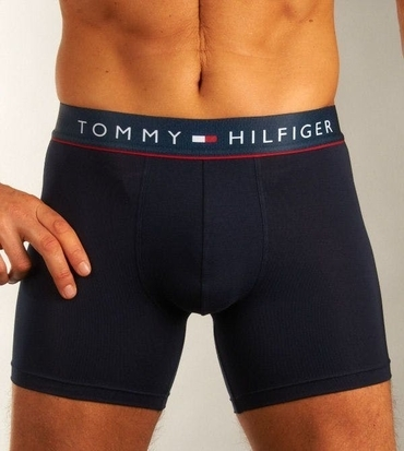 Tommy Hilfiger Flex Boxerky Navy