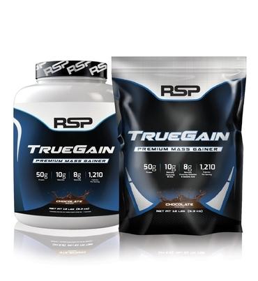 RSP TrueGain Chocolate - 5,3 kg