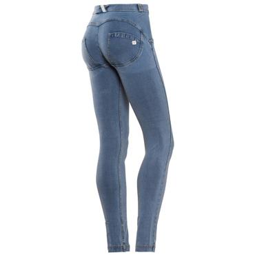 Freddy Jeans Světle Modré Normální Pas
