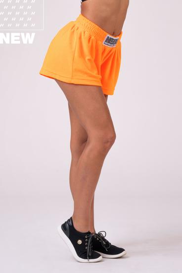 Nebbia Boxerky 519 Neon Energy - Oranžové
