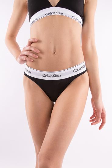 Calvin Klein Thong Black