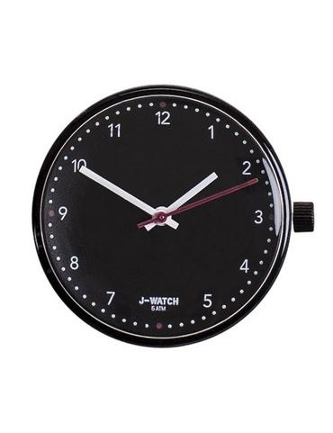 J-Watch Numbers Black - 32mm