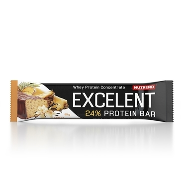Nutrend Excelent Protein Bar Vanilka S Ananasem 40g