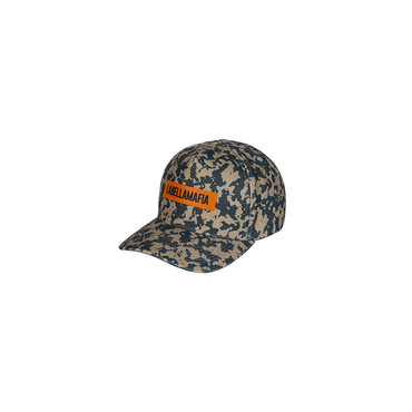 Labella Snapback Camo Brown