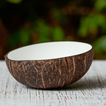 Coconut Bowl White
