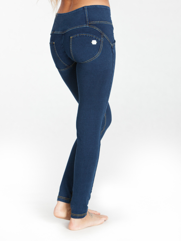Freddy Jeans Originál Zvýšený Pas SS18
