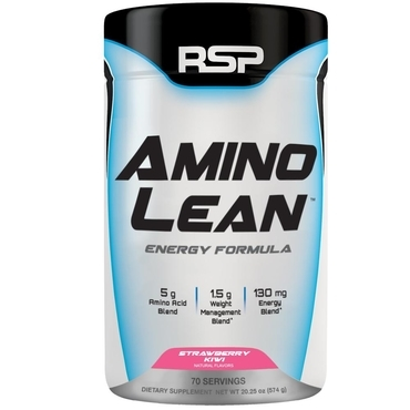 RSP AminoLean Energy Formula - Strawberry Kiwi 70 dávek