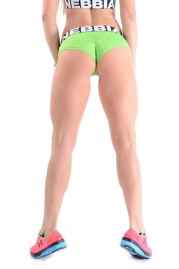 Nebbia Mini Kraťásky 225 Zelené