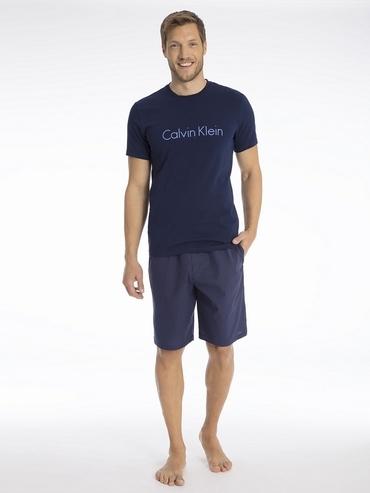 Calvin Klein Pánské Pyžamo Modré