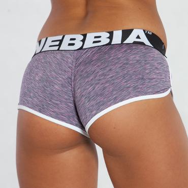 Nebbia Mini Kraťásky 266 Fialové