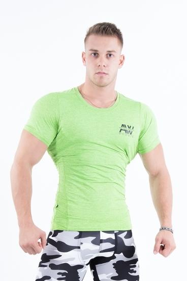 Nebbia Pánský Top 120 Zelený
