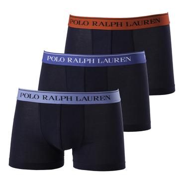 Ralph Lauren 3Pack Boxerky Navy