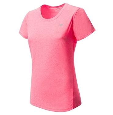 Tričko New Balance Růžové