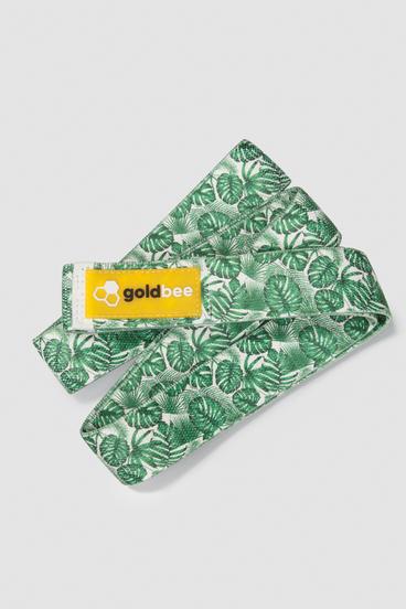 GoldBee Textilní Odporová Guma Dlouhá - Jungle