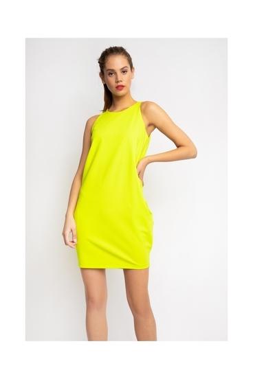 Sugarbird Šaty Siga Žluté