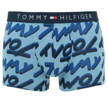 Tommy Hilfiger Boxerky Trunk Bold Type