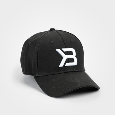 Better Bodies Baseball Cap Black