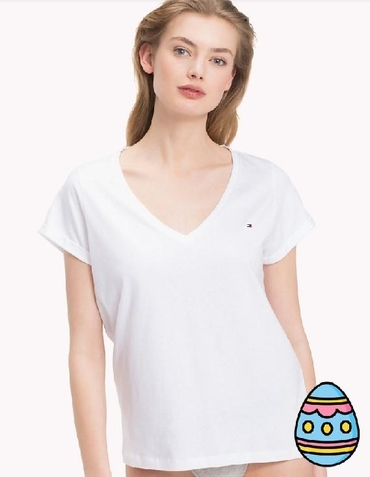 Tommy Hilfiger Women´s Top White, M