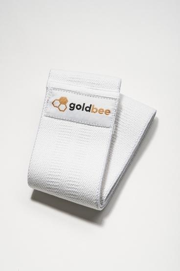 GoldBee Bavlněná Odporová Guma White