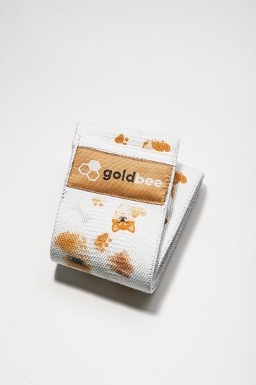 GoldBee Textilní Odporová Guma Doggies