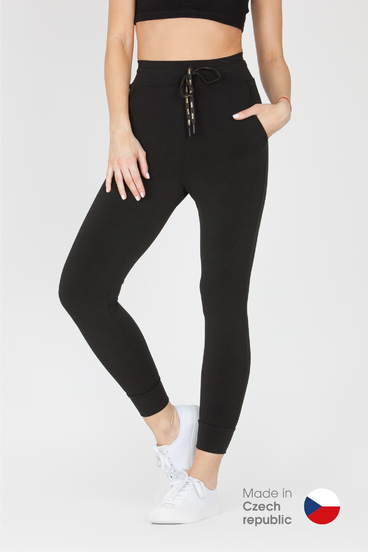 GoldBee Joggers BeSweet Black