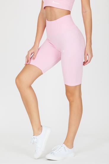 GoldBee Kraťásky BeSeamless Candy Pink