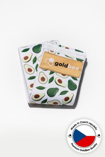 GoldBee Textilní Odporová Guma Avocado