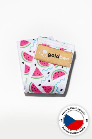 GoldBee Textilní Odporová Guma Watermelon