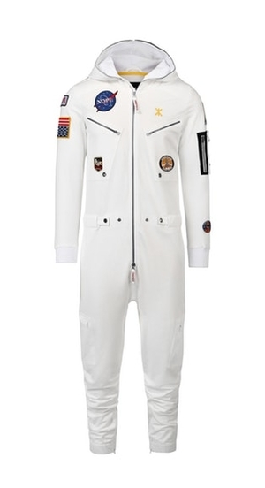 OnePiece AstroNOT Overal White