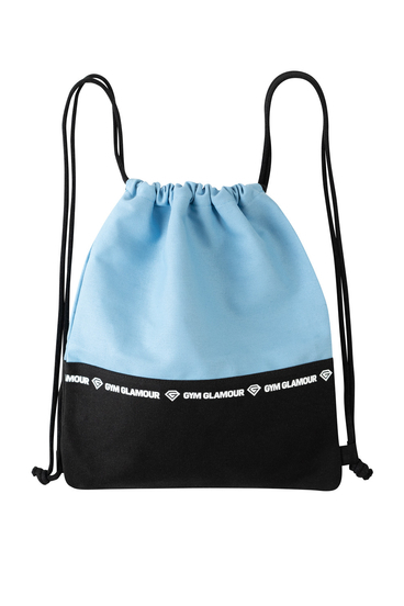 Gym Glamour Sportovní Vak - Blue