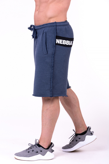 Nebbia Kraťase 150 Be Rebel Tmavě Modré