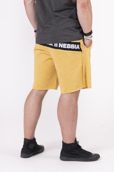 Nebbia Kraťase 150 Be Rebel Žluté