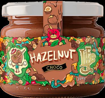 LifeLike Lískooříškový krém s čokoládou - 300g