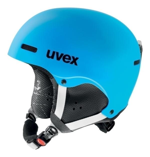 helma UVEX HLMT 5 JUNIOR, blue mat (S566154440*), 52-55
