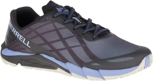 obuv merrell J09652 BARE ACCESS FLEX black/metalel, 7