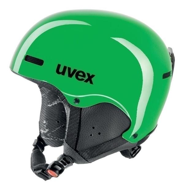 helma UVEX HLMT 5 JUNIOR, green (S566154770*), 52-55