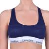 Calvin Klein Podprsenka Unlined Shilo Blue, L - 1/2